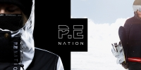 P.E Nation x DC Snowboarding