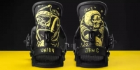 JBMC x UNION Custom House Bindings