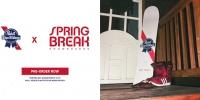 Pabst x Capita Spring Break